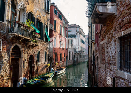 Venice Italy, taken during the spring. - Stock Photo