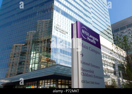 Hassenfeld Children's Hospital at NYU Langone, New York ...