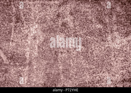 close up shot of old rusty metal surface - Stock Photo