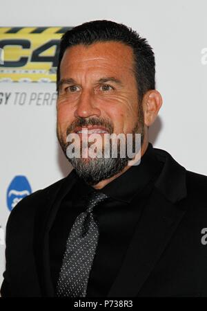 Las Vegas, NV, USA. 3rd July, 2018. John McCarthy at arrivals for 10th Annual Fighters Only World Mixed Martial Arts MMA Awards - Part 2, Palms Casino Resort, Las Vegas, NV July 3, 2018. Credit: JA/Everett Collection/Alamy Live News - Stock Photo