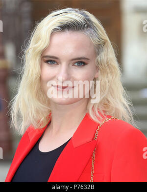 Jun 06, 2018 - Grace Chatto attending Royal Academy Of Arts 250th Summer Exhibition Preview Party at Burlington House in London, England, UK - Stock Photo