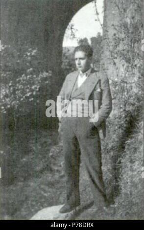 64 Xosé María Álvarez Blázquez en 1932