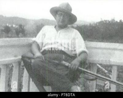 64 Xosé María Álvarez Blázquez en Baión en 1934