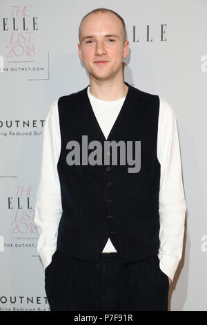 The Elle List 2018 held at Somerset House - Arrivals  Featuring: Guest Where: London, United Kingdom When: 04 Jun 2018 Credit: Lia Toby/WENN.com - Stock Photo