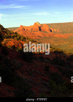 Sedona arizona Sedona Arizona sedona desert scenery landscape cactus canyon oasis scenery landscape grand canyon arches bryce - Stock Photo