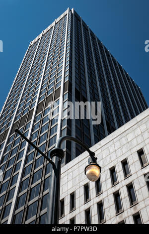 an image of skycraper - Stock Photo
