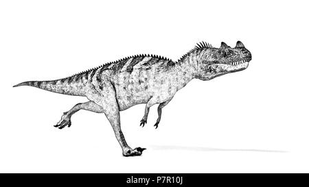 ceratosaurus - Stock Photo