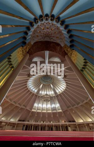 Sheikh Khalifa Mosque, Shymkent, Kazakhstan - Stock Photo