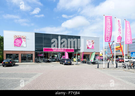 Leen Bakker Furniture Store In Leiderdorp, Netherlands. Leen Bakker Is A Dutch  Furniture Store