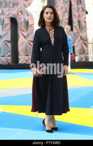 Royal Academy of Arts Summer Exhibition Preview Party - Arrivals  Featuring: Jessie Ware Where: London, United Kingdom When: 06 Jun 2018 Credit: Lia Toby/WENN.com - Stock Photo