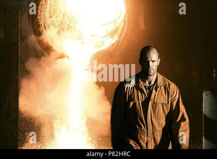 DEATH RACE 2008 Universal Pictures film with Jason Statham - Stock Photo
