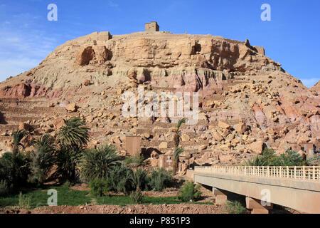 Ait-Ben-Haddou - Stock Photo