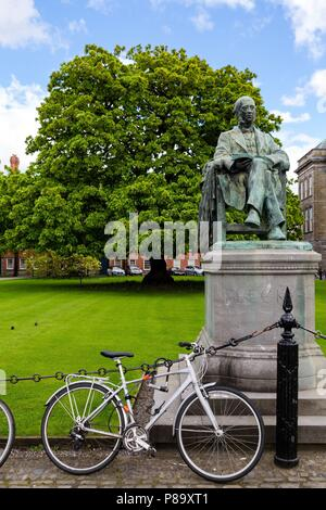 DUBLIN, TRAVELS IN THE CAPITAL, IRELAND - Stock Photo