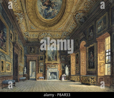 Wild  Charles - Kensington Palace - Queen Caroline's Drawing Room - Stock Photo