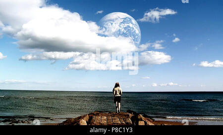 ANOTHER EARTH 2011 Fox Searchlight film with Brit Marling - Stock Photo