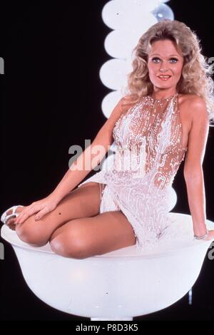 Can't Stop the Music (1982) Valerie Perrine,     Date: 1980 - Stock Photo