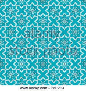 Simular texture with geometric ornaments. - Stock Photo