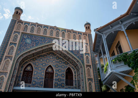 Tbilisi mosque in old town Tbilisi, Georgia - Stock Photo