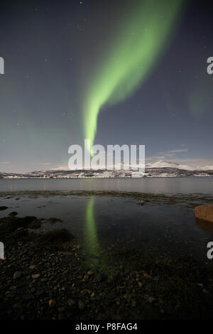 The Northern Lights - Stock Photo