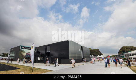 Goodwood Festival of Speed, Chichester, UK. 12th July 2018. Credit: Stuart C. Clarke/Alamy Live News - Stock Photo