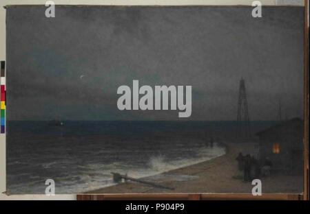 .   347 Jakub Schikaneder 27. 2. 1855-15. 11. 1924 - Mollo - Stock Photo