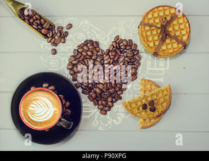 A great selection of free coffee stock photos. Find a different kind of pictures of coffee including images of cups of coffee, coffee mugs, coffee beans - Stock Photo