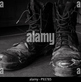 Well Worn - Stock Photo