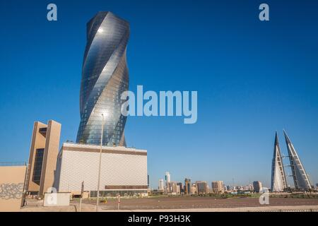 KINGDOM OF BAHRAIN, PERSIAN GULF, MIDDLE EAST - Stock Photo