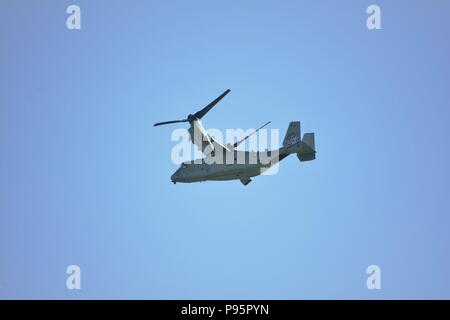 Bell Boeing V-22 Osprey - Stock Photo
