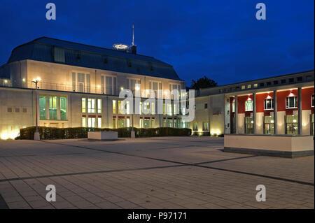Germany, North Rhine-Westphalia Philharmonic in Essen - Stock Photo