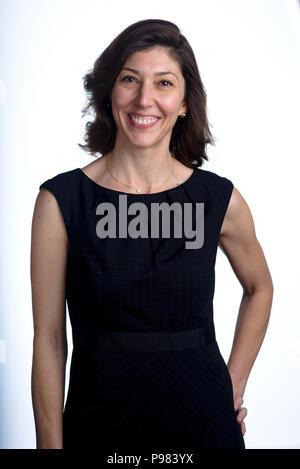 Washington, District of Columbia, USA. 22nd May, 2018. 2018 portrait of Lisa Page. Credit: Erin Scott/ZUMA Wire/Alamy Live News - Stock Photo