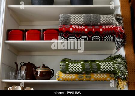 Labour and Wait home goods store in London - Stock Photo