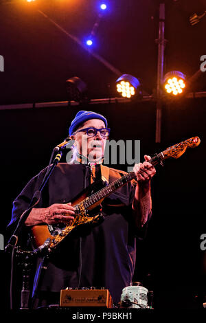 Richard Thompson - 100 Greatest Guitarists: David Frickes