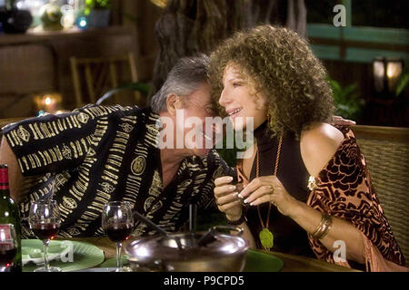 MEET THE FOCKERS  2004 Universal Pictures film with from Dustin Hoffman and Barbra Streisand - Stock Photo