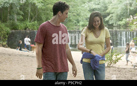 THE SPECTACULAR NOW 2013 ALP film with Shailene Woodley and Miles Teller - Stock Photo