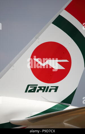 Biman Bangladesh Airlines Boeing 787 8 Dreamliner S2 Ajs Stock Photo