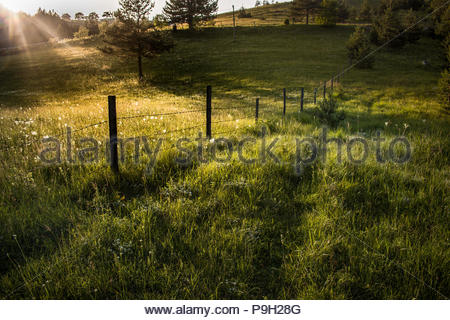 Countrside , Serbia - Stock Photo