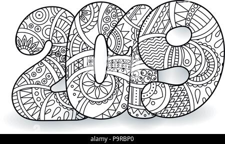 Coloring Page That Was Painted