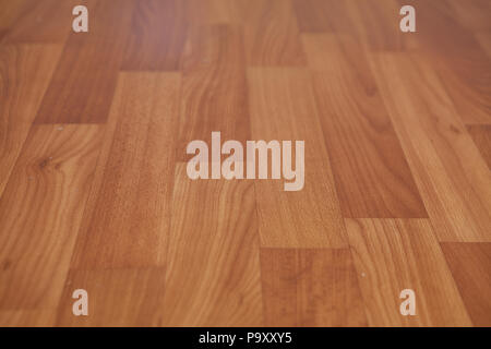 Wood laminate parquet floor texture horizontal style. - Stock Photo