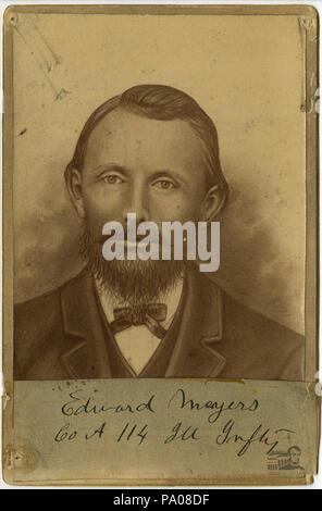608 Edward Meyers (ALP BIB 2468) - Stock Photo