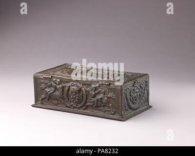 Writing Box. Artist: Italian (Manifattura di Signa, Florence ...