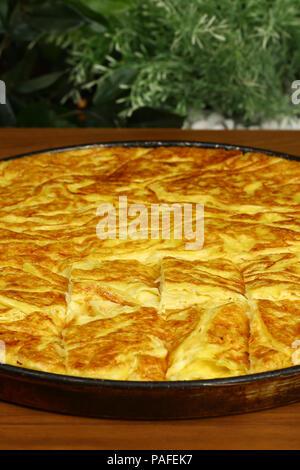 Turkish Su Boregi, Turkish Pastry - Stock Photo