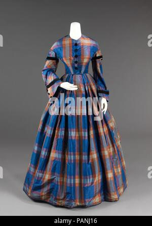 Dress  Date: late 1860s