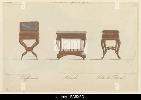Collection de meubles et objets de goût vol. 3. editor: edited by