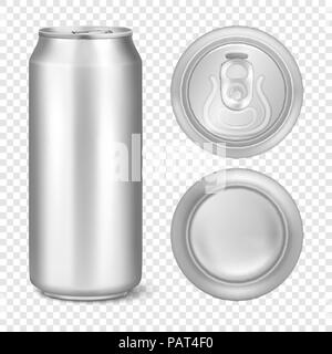 Soda Can Bottom View