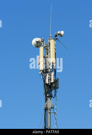 Mobile Phone Mast - Stock Photo