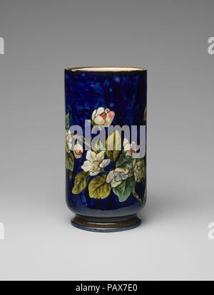Vase Maker John Bennett 1840 1907 Date 1882 Geography Made
