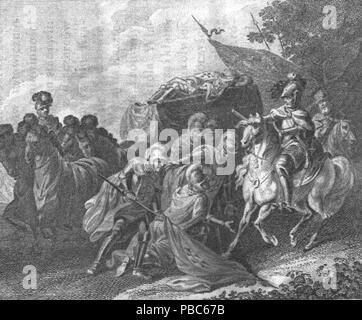 1201 PL Julian Ursyn Niemcewicz - Śpiewy historyczne page 128 - Stock Photo