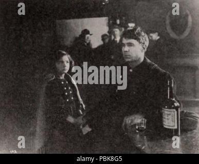 1604 Ten Nights in a Bar Room (1921) - 4 - Stock Photo