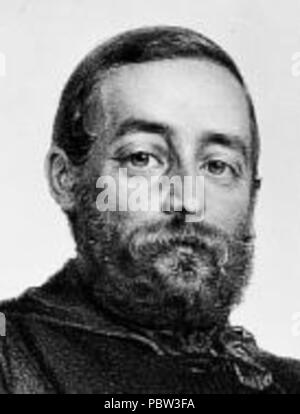 Adolf Fischhof (1816-1893). - Stock Photo